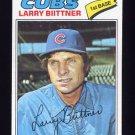 1977 Topps Baseball #064 Larry Biittner - Chicago Cubs