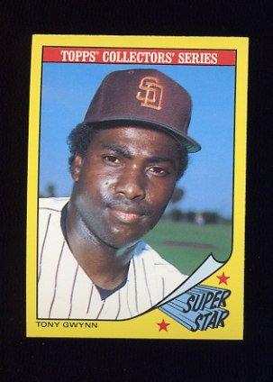 1986 Woolworth's Baseball #13 Tony Gwynn - San Diego Padres