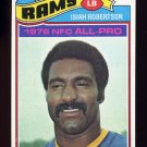 1977 Topps Football #430 Isiah Robertson - Los Angeles Rams