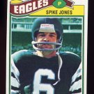 1977 Topps Football #426 Spike Jones - Philadelphia Eagles