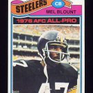 1977 Topps Football #180 Mel Blount - Pittsburgh Steelers