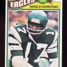 1977 Topps Football #144 Harold Carmichael - Philadelphia Eagles NM-M