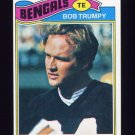 1977 Topps Football #135 Bob Trumpy - Cincinnati Bengals