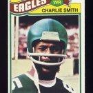1977 Topps Football #103 Charlie Smith - Philadelphia Eagles