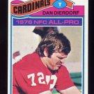 1977 Topps Football #090 Dan Dierdorf - St. Louis Cardinals ExMt