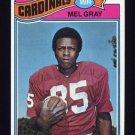 1977 Topps Football #081 Mel Gray - St. Louis Cardinals