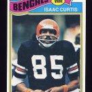 1977 Topps Football #010 Isaac Curtis - Cincinnati Bengals