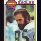 1979 Topps Football #521 John Bunting - Philadelphia Eagles