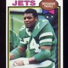 1979 Topps Football #462 Abdul Salaam - New York Jets