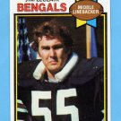 1979 Topps Football #454 Jim LeClair - Cincinnati Bengals ExMt