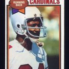 1979 Topps Football #444 Wayne Morris - St. Louis Cardinals