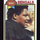 1979 Topps Football #374 Rufus Mayes - Cincinnati Bengals