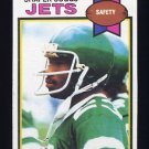 1979 Topps Football #307 Shafer Suggs - New York Jets