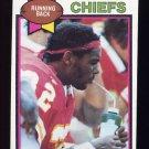 1979 Topps Football #278 Tony Reed - Kansas City Chiefs NM-M
