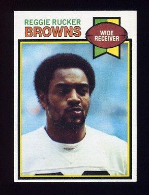 1979 Topps Football #268 Reggie Rucker - Cleveland Browns