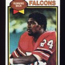 1979 Topps Football #237 Haskel Stanback - Atlanta Falcons