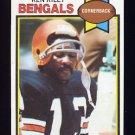 1979 Topps Football #205 Ken Riley - Cincinnati Bengals