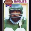 1979 Topps Football #176 John Outlaw - Philadelphia Eagles