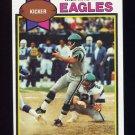 1979 Topps Football #107 Nick Mike-Mayer - Philadelphia Eagles