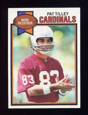 1979 Topps Football #102 Pat Tilley - St. Louis Cardinals