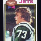 1979 Topps Football #101 Joe Klecko - New York Jets NM-M