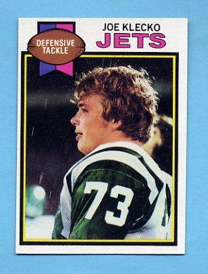 1979 Topps Football #101 Joe Klecko - New York Jets ExMt