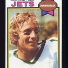 1979 Topps Football #041 Richard Todd - New York Jets