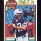 1979 Topps Football #023 Joe Ferguson - Buffalo Bills