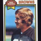 1979 Topps Football #013 Dave Logan - Cleveland Browns