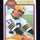 1979 Topps Football #011 Chester Marcol - Green Bay Packers