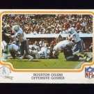 1979 Fleer Team Action Football #21 Houston Oilers / Earl Campbell NM-M
