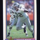 1991 Bowman Football #403 Reggie White - Philadelphia Eagles