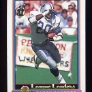 1991 Bowman Football #273 Barry Sanders LL - Detroit Lions