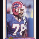 1991 Bowman Football #044 Bruce Smith - Buffalo Bills