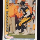 1991 Pacific Football #433 Rod Woodson - Pittsburgh Steelers