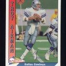 1991 Pacific Football #093 Troy Aikman - Dallas Cowboys