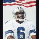 1992 All World Football Greats/Rookies Insert #SG20 Jimmy Smith - Dallas Cowboys