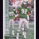 1992 Pacific Football #239 Reggie White - Philadelphia Eagles