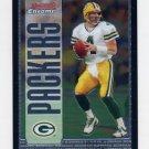 2005 Bowman Chrome Football #010 Brett Favre - Green Bay Packers