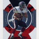 2005 Finest Football #039 Domanick Davis - Houston Texans