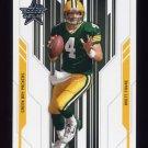 2005 Leaf Rookies and Stars Football #036 Brett Favre - Green Bay Packers