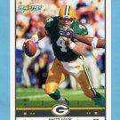2005 Score Football #101 Brett Favre - Green Bay Packers