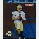 2005 Topps Total Football Total Production Insert #TP10 Brett Favre - Green Bay Packers