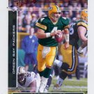 2006 Absolute Memorabilia Spectrum Red Insert #058 Brett Favre - Green Bay Packers