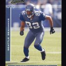2006 Absolute Memorabilia Retail #131 Darrell Jackson - Seattle Seahawks