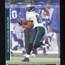 2006 Absolute Memorabilia Retail #117 Reggie Brown - Philadelphia Eagles