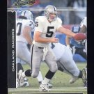 2006 Absolute Memorabilia Retail #111 Kerry Collins - Oakland Raiders