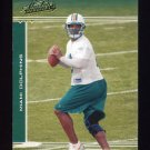 2006 Absolute Memorabilia Retail #090 Daunte Culpepper - Miami Dolphins