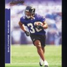 2006 Absolute Memorabilia Retail #051 Mike Anderson - Baltimore Ravens