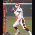 2006 Absolute Memorabilia Retail #037 Charlie Frye - Cleveland Browns